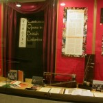 Display Honouring Master Toa Wong 梨園樂韻在卑詩