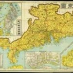 Mapping the Villages & Towns Recorded in the Register of Chinese Immigration to Canada from 1885 to 1949