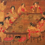 A Tang Painting Scene Reconstructed 重構唐人宮樂圖
