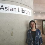 Welcome our Summer Intern Student Yifei Zhang